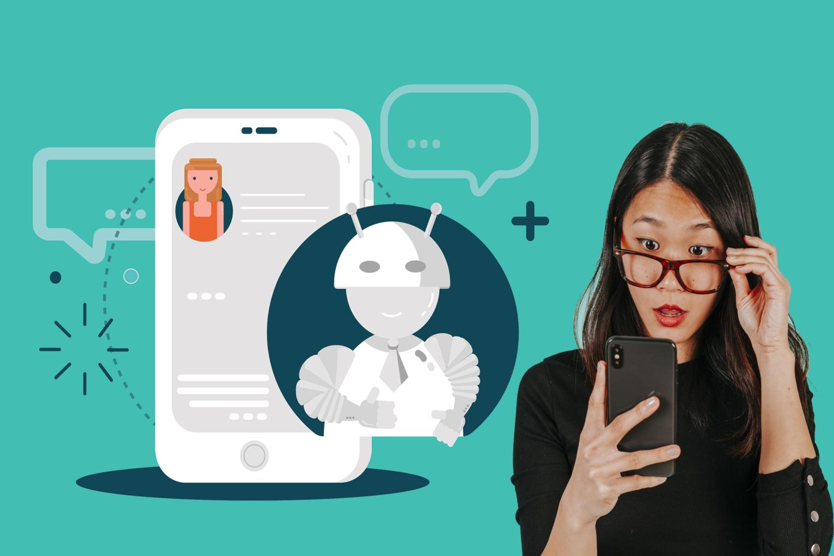 El Marketing Digital a través de Whatsapp y los Chatbot personalizados de Facebook