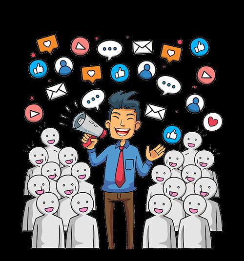 Servicio Publicidad Redes sociales-Medios digitales